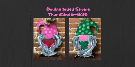 Double Sided Gnome Doorhanger