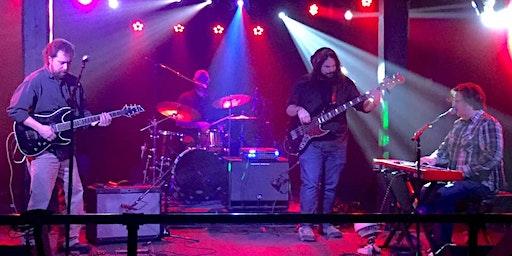 Amorphous Band w/Frenzie & Peter Prince and Chris O'Neill (Acoustic Set)