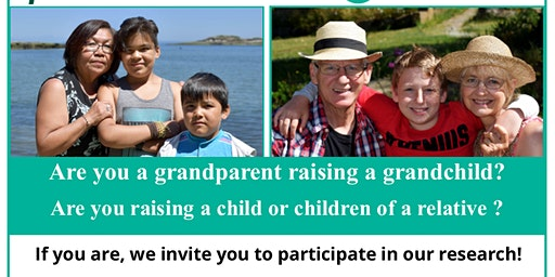 Focus Group for Grandparents & others raising a relative's child