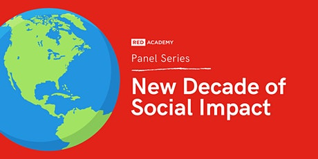 Panel Series: New Decade Of Social Impact tickets