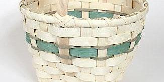 Basket Weaving: Williamsburg Style Basket