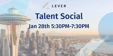 Talent Social - Seattle tickets