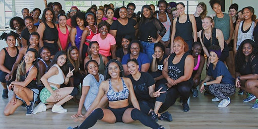 AMSTERDAM:TWERK AFTER WORK DANCE FITNESS INSTRUCTOR TRAINING COURSE