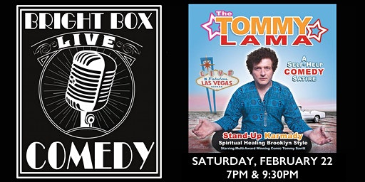 Bright Box Comedy: Tommy Lama