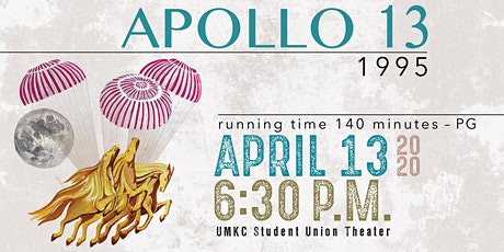 Linda Hall Library Film Series – Apollo 13 tickets
