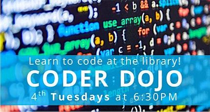 Coder Dojo! tickets