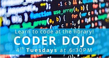 Coder Dojo!