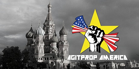 Agitprop 2020 - Social Media Platform Hacker Dinner & Networking Event tickets