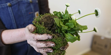 Indoor Kokedama Workshop - BP tickets