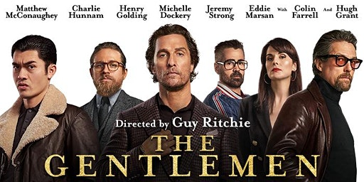 Melnitz Movies & Bruin Film Society - The Gentlemen