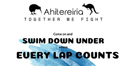 Ahitereiria - Swim Down Under Fundraiser tickets