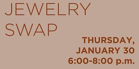 Jewelry Swap tickets