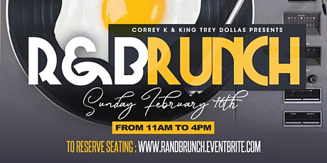R And Brunch tickets