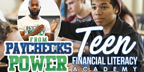 From Paychecks to Power Teen Literacy Academy tickets