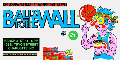 Juicy Brews Balls To The Wall Craft Beer Festival tickets