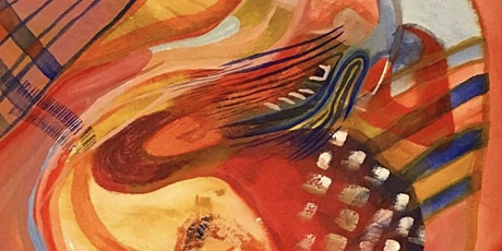 Abstract Still Life Drawing w/ @birdlets tickets