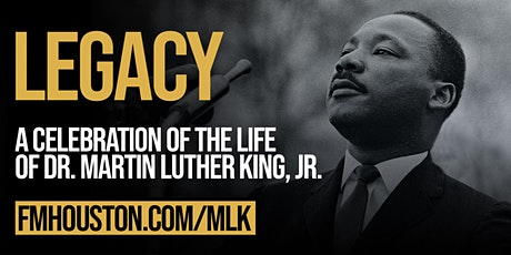 Legacy: A Celebration of the Life of Dr. Martin Luther King, Jr. tickets