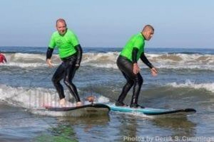 AMPSURF Learn to Surf Clinic - New England image