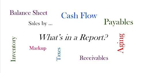 Understanding Business Reports
