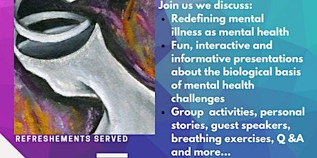 A Mental Health Awareness Workshop tickets
