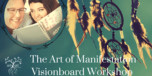 The Art of Manifestation - A VisionBoard Workshop
