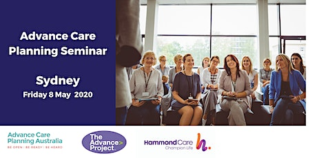Advance Care Planning Seminar - Sydney, New South Wales tickets