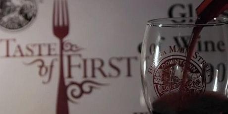 Taste of First Street - 2020 tickets