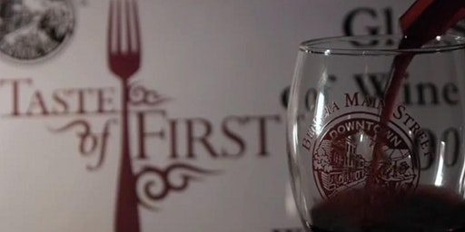 Taste of First Street - 2020