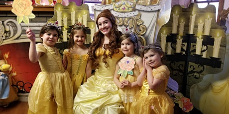 Mother/Daughter Valentine Tea with BeautyBelle tickets