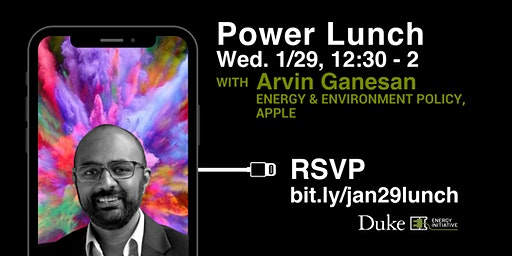 Power Lunch with Arvin Ganesan, Wednesday, Jan. 29, 2020