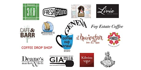 Geneva Coffee Cup Crawl 2020 - A fun day of coffee sampling in Geneva tickets