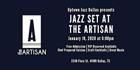 JazzSet Social, an Uptown Jazz Dallas Experience tickets