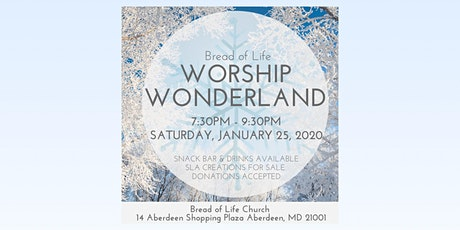 Worship Wonderland  tickets