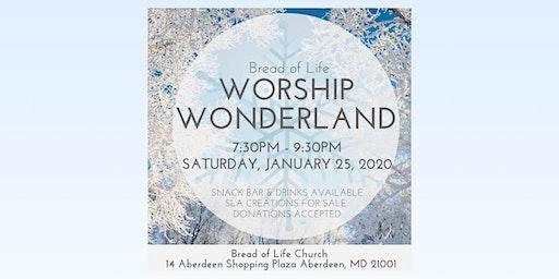 Worship Wonderland