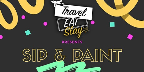 TravelEatSlay Sip & Paint tickets