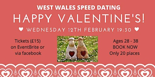 West Wales Speed Dating