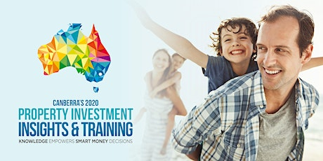 2020 Canberra Property Investment Insights & Training tickets