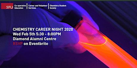Chemistry Career Night 2020  tickets
