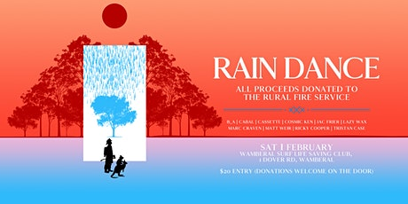 RAIN DANCE tickets