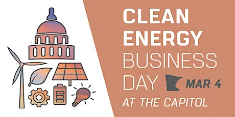 2020 Clean Energy Business Day at the Capitol tickets