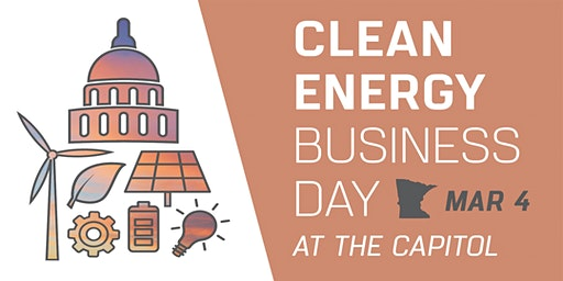 2020 Clean Energy Business Day at the Capitol