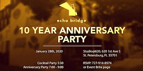 Echo Bridge 10 tickets