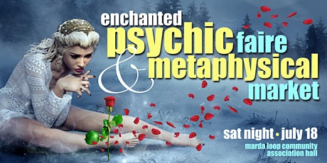 Enchanted Psychic Faire & Metaphysical Market tickets