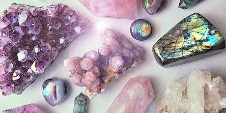 Crystallography Gem + Mineral Market / LIFE:FORMS Festival Spokane tickets