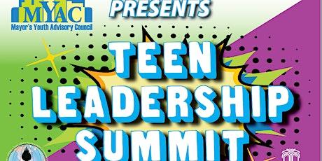 Teen Leadership Summit tickets