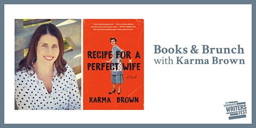 Books & Brunch with Karma Brown