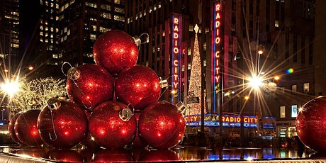 CHRISTMAS IN NYC EXPERIENCE,  December 4th - December 6th, 2020 tickets