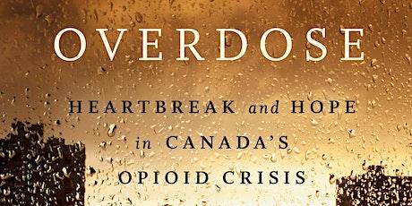 Overdose National Book Tour with Benjamin Perrin - Saskatoon, SK tickets