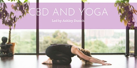 CBD and Yoga at Sacred Leaf Heights tickets