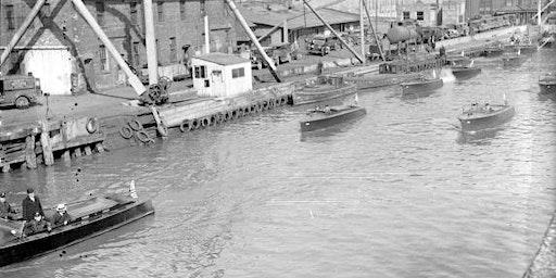 Ecorse Wyandotte Detroit River Prohibition Boat Tour